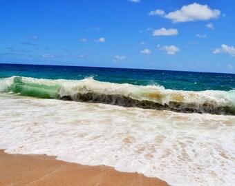 Crashing Waves Print