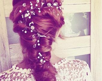 Handmade Wedding Hair Accessory