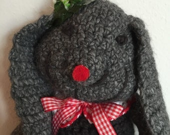 Homemade Stuffed Animal (Bunny)