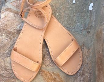 Greek sandals! Womens sandals! Flat Sandals, Leather Sandals, Flats, Real leather flats, Summer Flats
