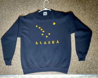 Alaska crew neck sweatshirt