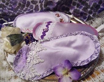 Lavender 'N Time Eyepillow
