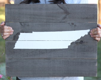 State Pallet Sign (Large)
