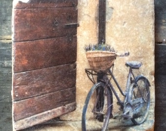 Italian Bicycle Tile