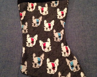 SALE!! Dogs Rock! Christmas Stocking