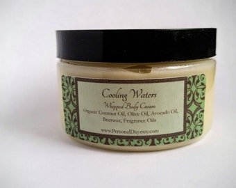 Cooling Waters Whipped Body Cream