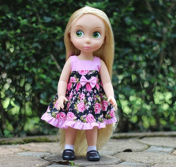 Disney Princess Doll Clothes: Disney Princess Animators 16 Doll Dress