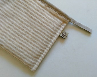 "iPad mini Case/Kindle Case/6-8"" Tablet Case. Linen/Padded"
