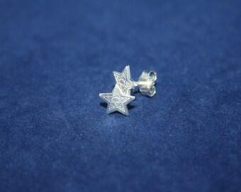 Stars Earrings Zoes logo Mini