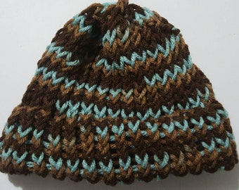 Child knit hat (small)