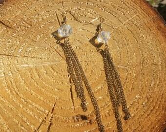 Elegant Gold Earrings