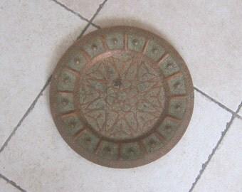 copper tray former, iran