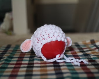 cute lamb hat for baby
