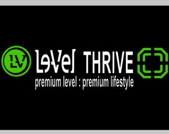 Level Thrive Table cloth