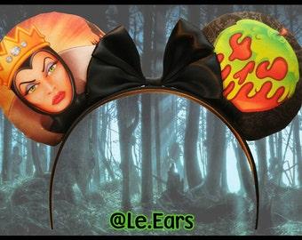 Evil Queen Headbands