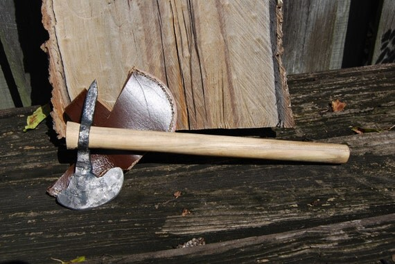 Hand forged Tomahawk Made from - 70.1KB