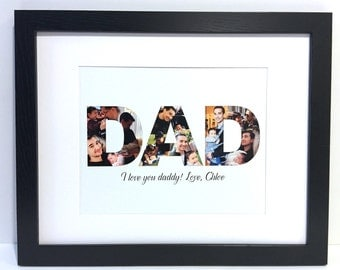 Dad Print/ Fathers Day/ Fathers Day Gift/ PRINT ONLY/ Customize