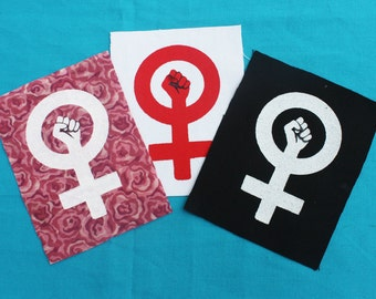 Feminism Patch