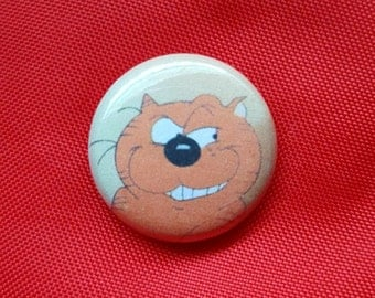 "Heathcliff 1"" Pin"