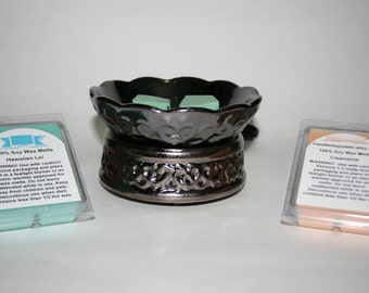 2 in 1 Candle Warmer and 2 Wax Melts