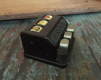 Vintage Brodi Mini Toy Slot Machine