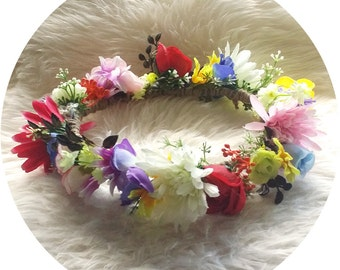 I love.. Spring Flower Crown
