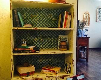 Dreamy Bookshelf & Bohemian Design~ SOLD