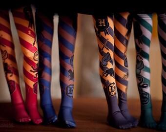 Hogwarts houses bjd stockings MSD / SD / tiny / BLYTHE