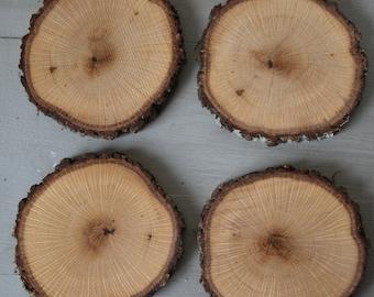 Wood Coasters - Handmade in Texas