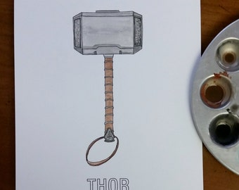 original thor hammer etsy