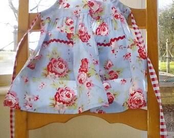 Girls' Apron Cath Kidston Fabric