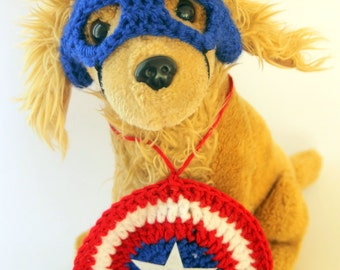 Super Hero Costume for Small Dogs