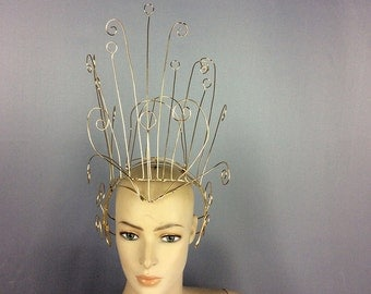 Samba Carnivel headdress Free Shippings Wire Frame  Handmade