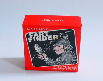 "Vintage Gag Gift ""Fart Finder"""
