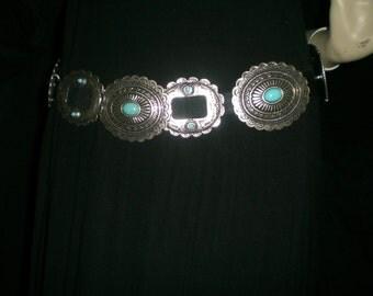 Suzi Roher Turquoise Belt