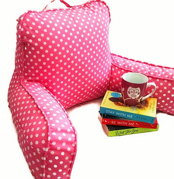 Back Pillow With Arms Reading Pillow With By Aresewpretty