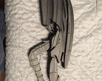 3D Printed Mass Effect Geth Rifle
