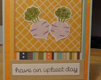 Have an upbeet day card