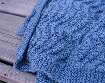Baby Blanket | Baby Shower | Perfect Gift | Warm and Cozy | Knit | Soft | Children