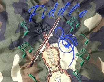 Fiddle me this fiddle bag