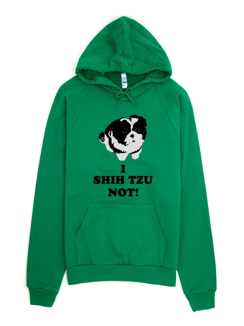 Only Shih Tzus - I Shih Tzu Not Hoodie