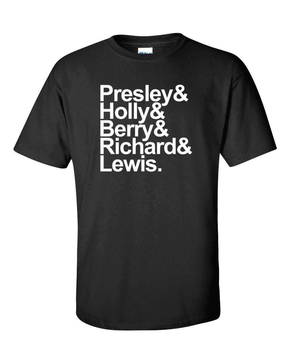 The Originals - Rock and Roll T-shirt