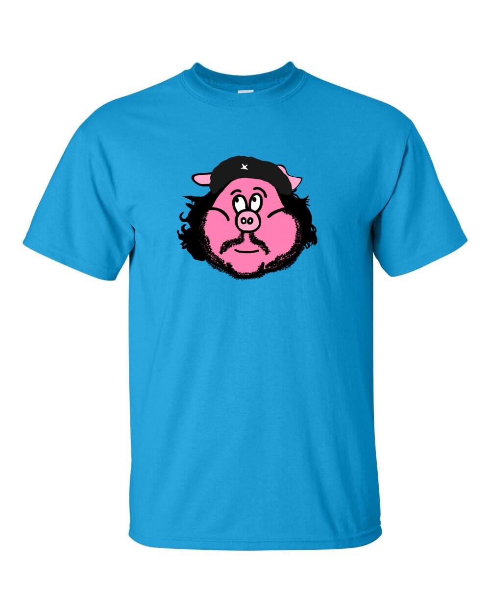 Che Gruntvara - Pig in History T-shirt