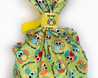 Wet Bag, Heat Sealed with Snap Handle, Waterproof Reusable Hanging Washable for Cloth Diapers, Swimsuits
