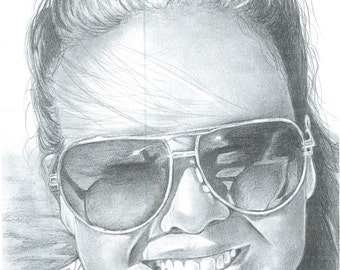 Hand drawn Custom drawings from your OLD and new Photo's!