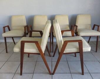 chaises palissandre etsy