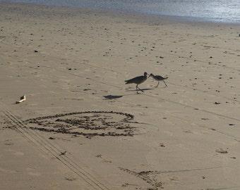 Love On The Sand