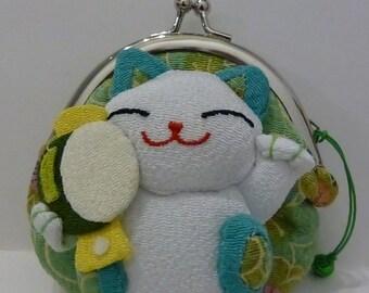 Maneki Neko purse