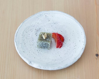 Handmade Small Terra Cotta Serving Plates (set)
