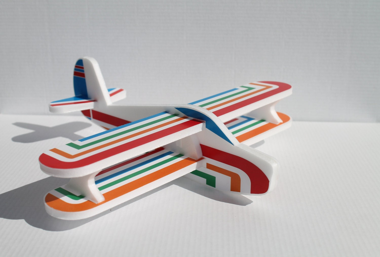 Aeroplane Craft Decoration For Kids Room